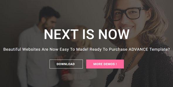Download Full--Screen Website Template