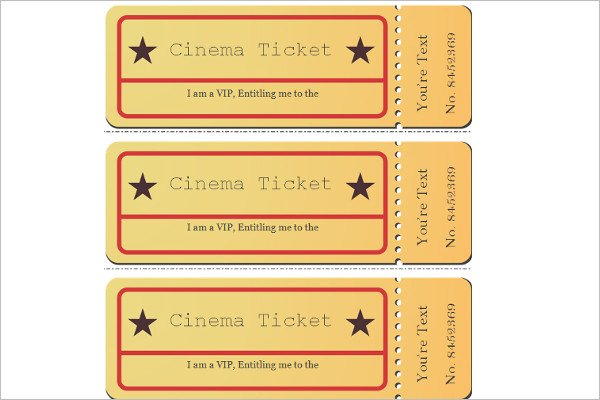 editable ticket template free 34 raffle ticket template free word pdf psd doc
