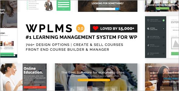 Education Platform WordPress Theme