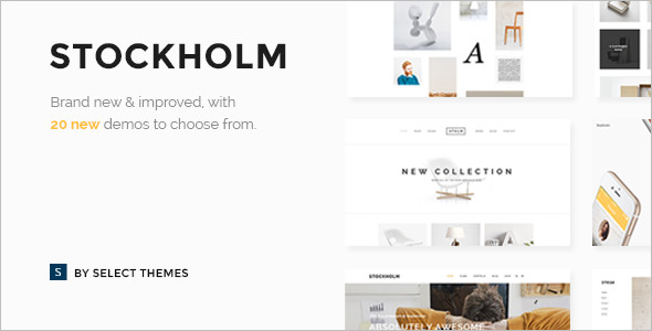 Elegant Customizer WordPress Template