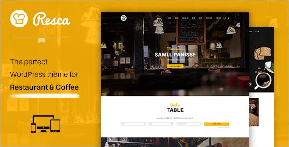 Entertainment WordPress Platform Template