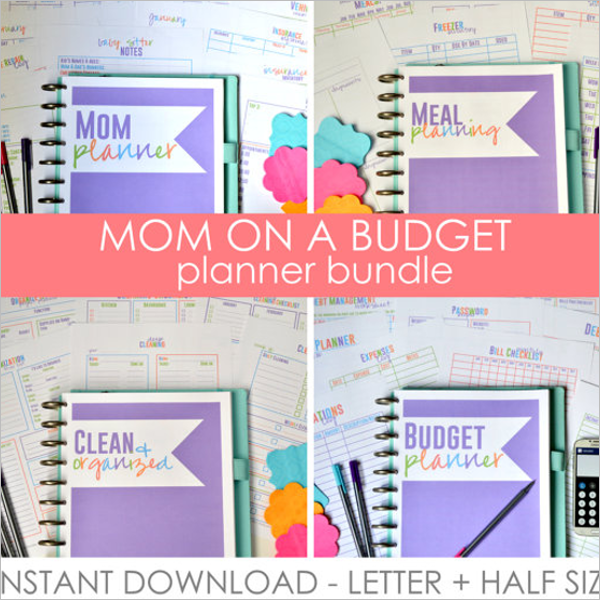 Excel Template Family Budget Plannner