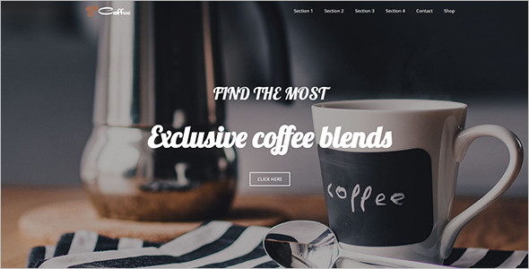 Exclusive Elegant WordPress Template