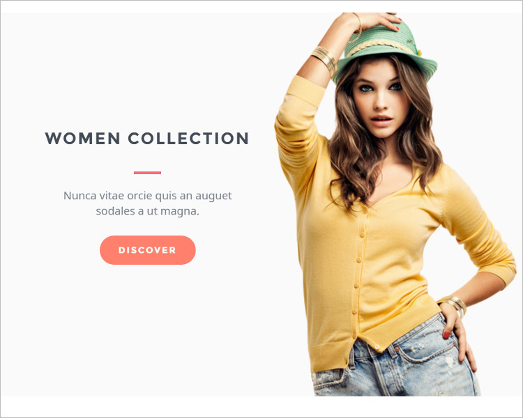 Fashion HTML Email Template