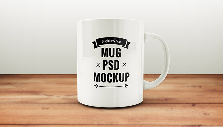 Coffee Cup PSD Mockups
