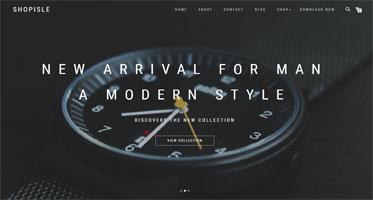 Full-Screen Website Templates