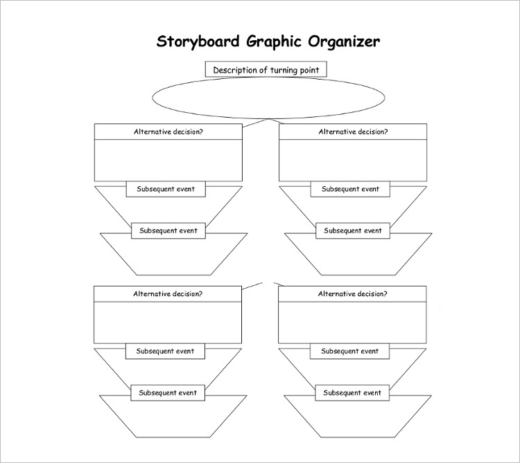 Graphic Story Board Template Doc