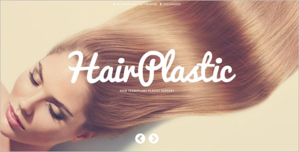 Hair Transplantation WordPress Template