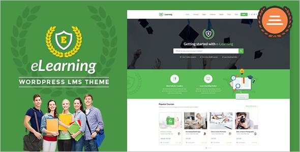 Learning WordPress Platform Template
