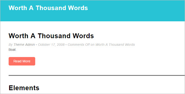 Medical Doctor Work WordPress Template