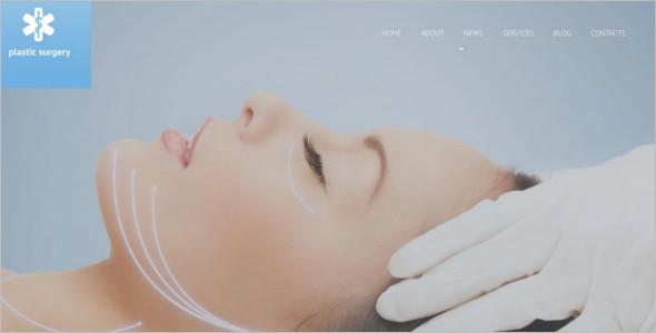 Medical Plastic Surgery WordPress Template
