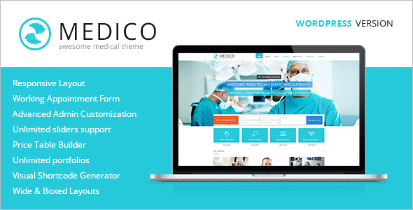 Medical Stomatology WordPress Template