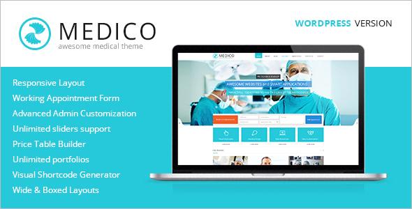 Medical Stomatology WordPress Template