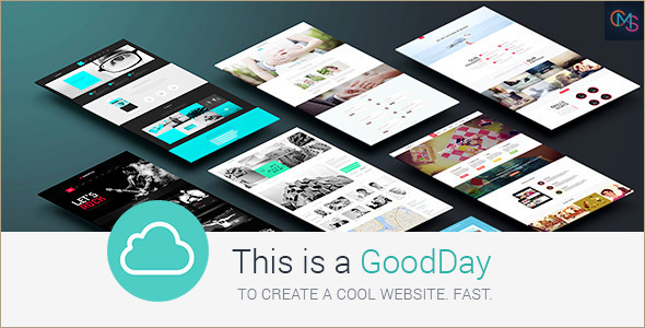 Miscellaneous Animated WordPress Template T