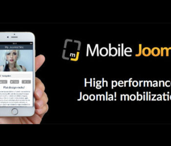 Mobile Joomla template