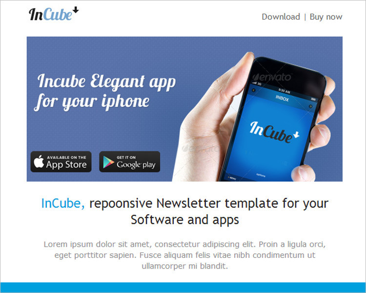 Modern HTML Email Template