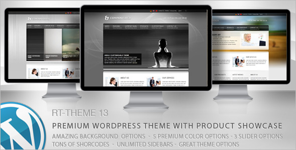 Multi-Purpose Skin WordPress template