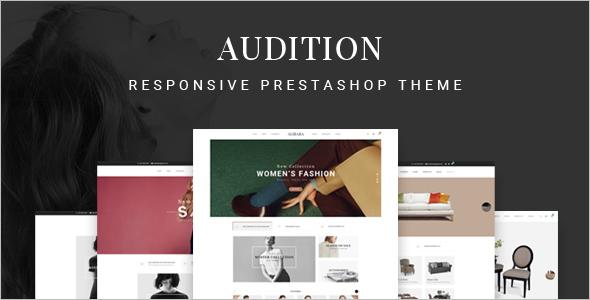 Multipurpose HomePage Website Template