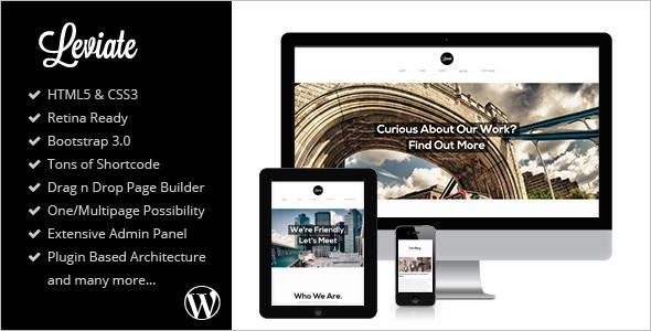 Multipurpose WordPress Platform template