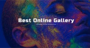 Online Website Template
