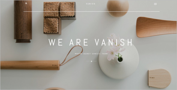 Perfect Genesis WordPress Template