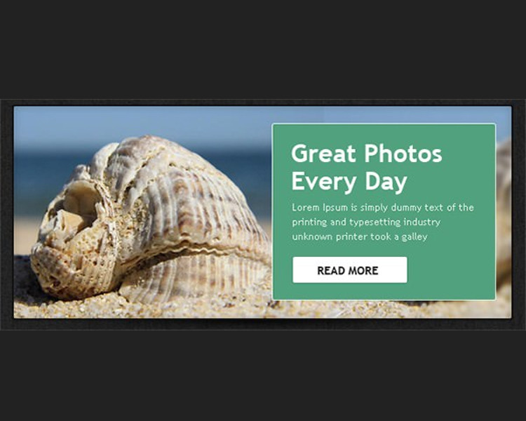 Photography HTML Emai;l Template