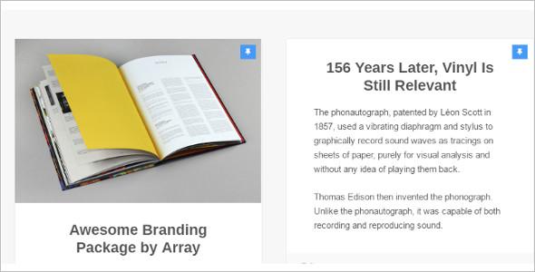 Publisher Godaddy WordPress Template