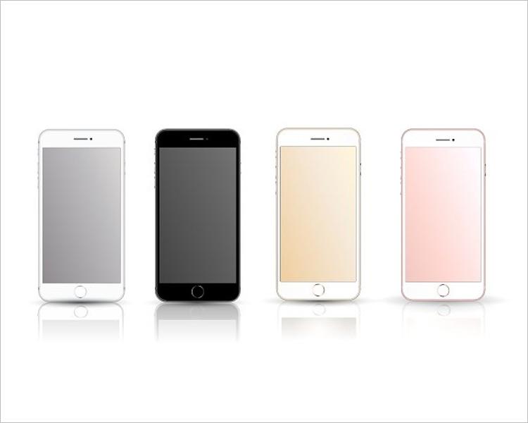 Relastic iPhone 6P Plus Mockup
