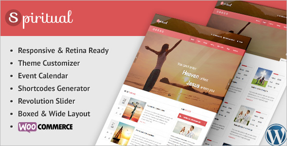 Responsive Skin WordPress Template