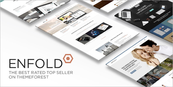 Responsive Web layout Template