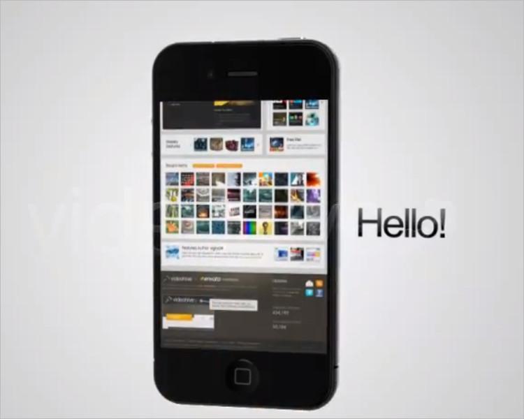 Retail Mobile Joomla Template