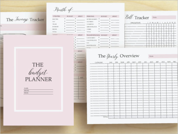 Software Budget Planner Template