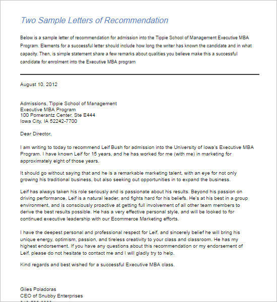 55 recommendation letter template free word pdf formats 55 free recommendation letter templates spiritdancerdesigns Image collections