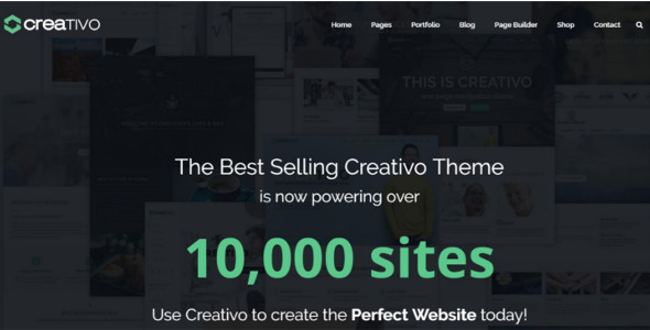 Ultra MultiPurpose WordPress Template