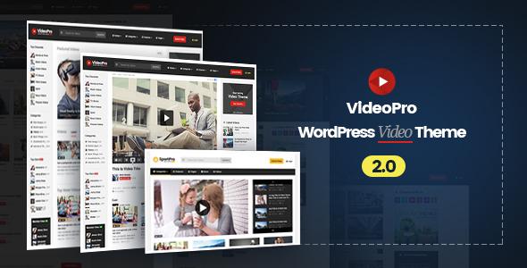 Video Affiliate WordPress template