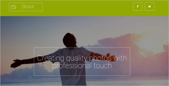 Vintage Photo Galarey Bootstrap Template