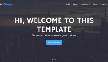 Web Layout Templates