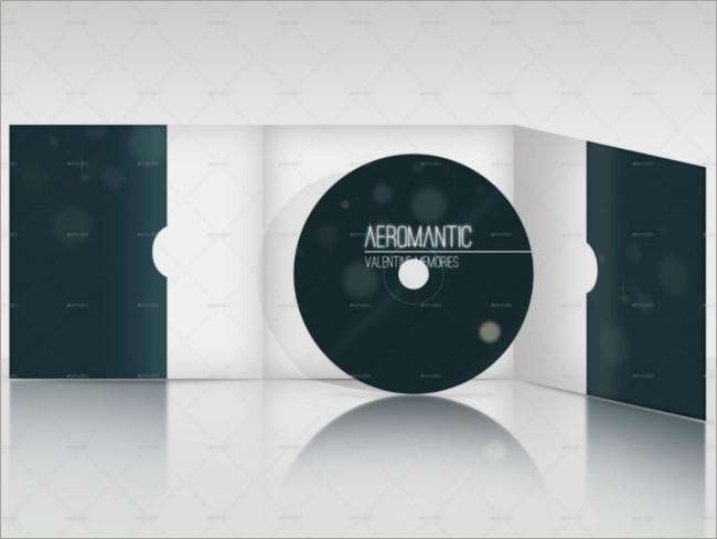 best cd cover mockup