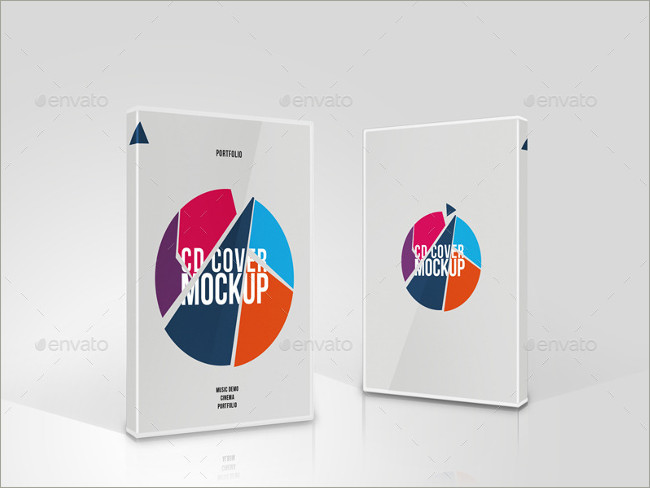 cd cover mockup bundle
