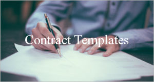 contract template PDF