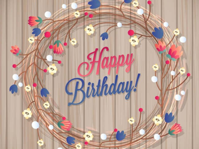 free birthday background image