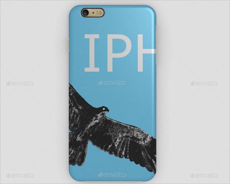 iPhone 6s Plus Case Mockup