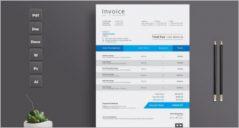35+ Printable Invoice Templates