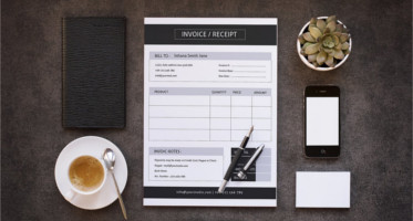 receipet template
