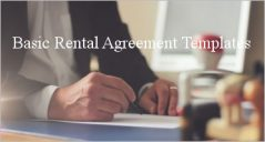 20+ Free Rental Agreement Templates