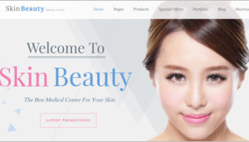 Skin WordPress Themes