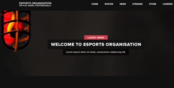 web layout theme