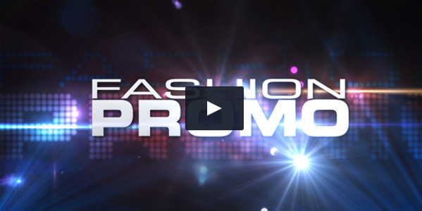 3D Fashion Promo Video Template