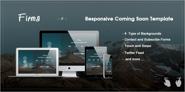 3D Slid Show WordPress Template