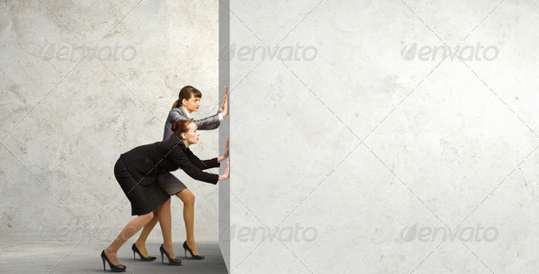 Advertising Banner Background Template